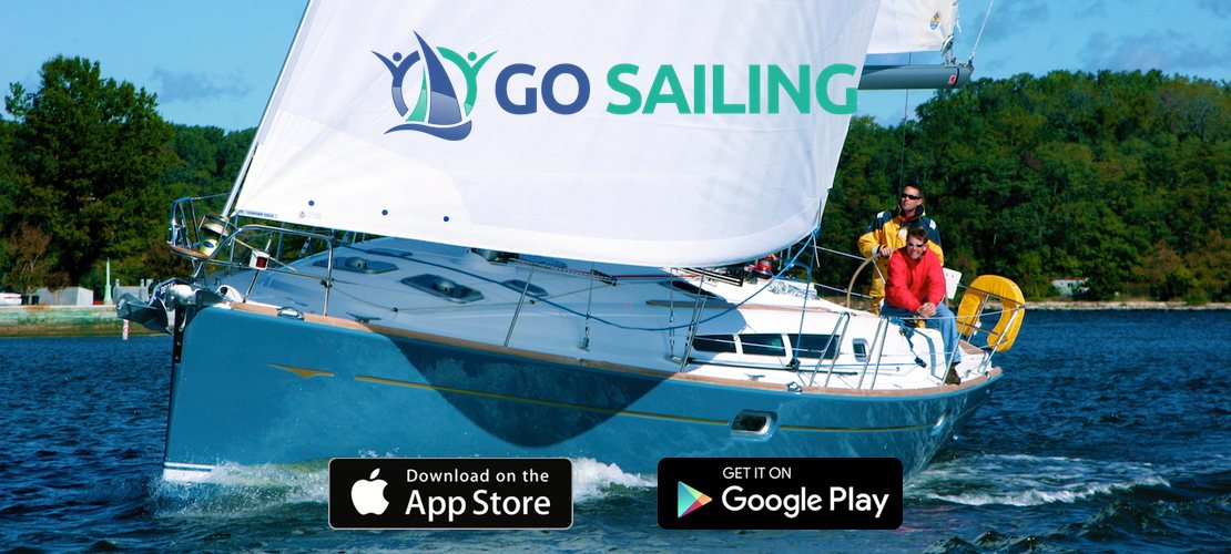 Go Sailing App - iPhone/Android