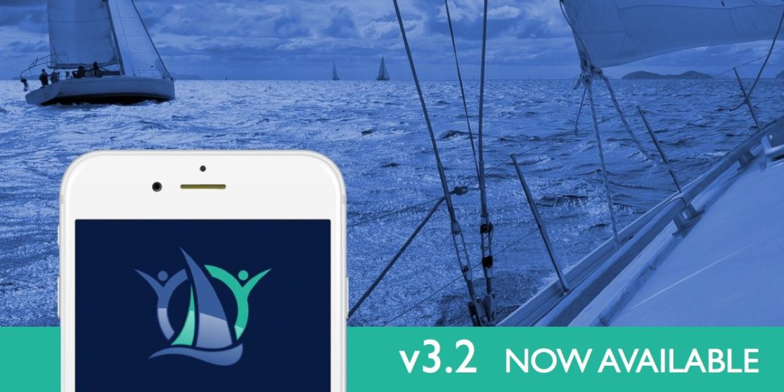 GO SAILING v3.2 Available Now