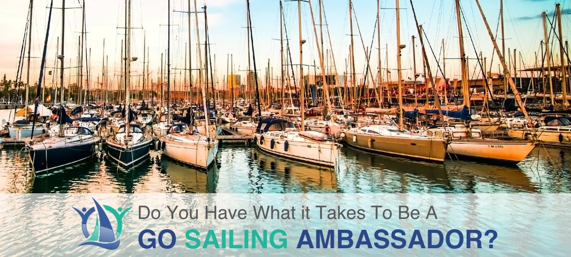 GO SAILING Ambassador Duties