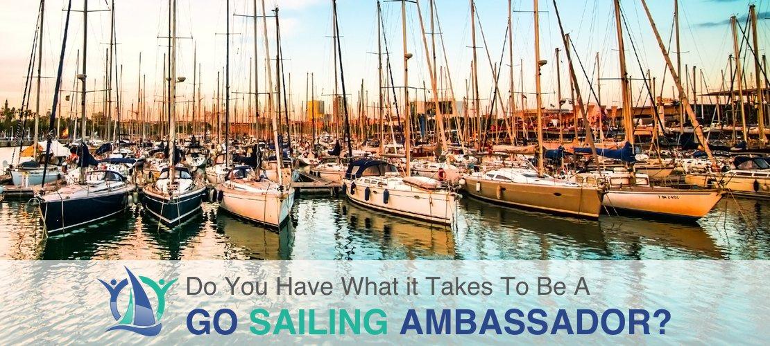 GO SAILING Ambassador Duties